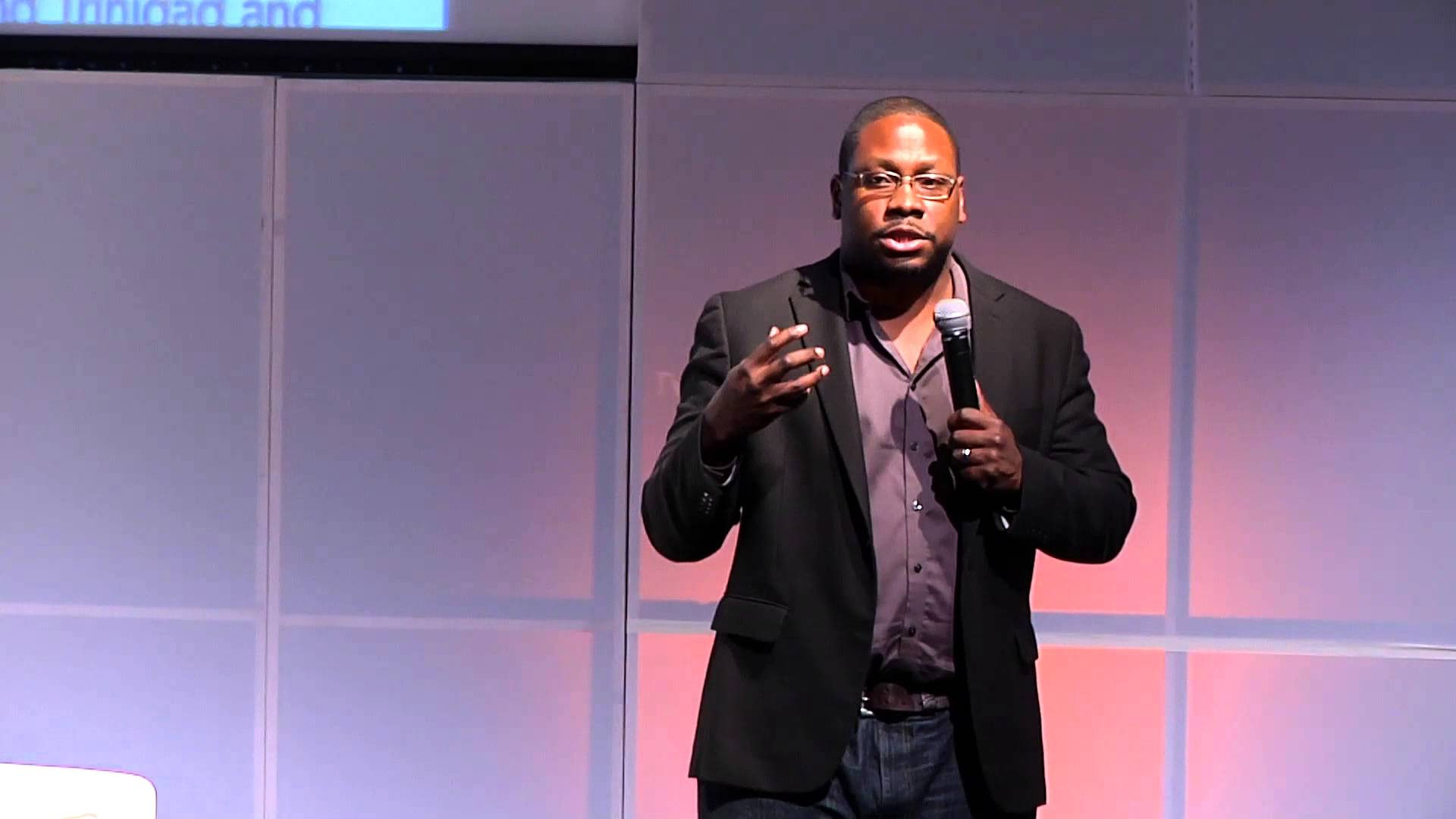 Jon Gosier Black Tech Week 2015