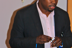 Jon Gosier at U.S. Department of State Event