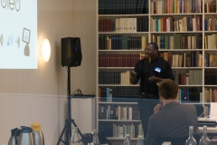 Jon Gosier at Doen Foundation Netherlands