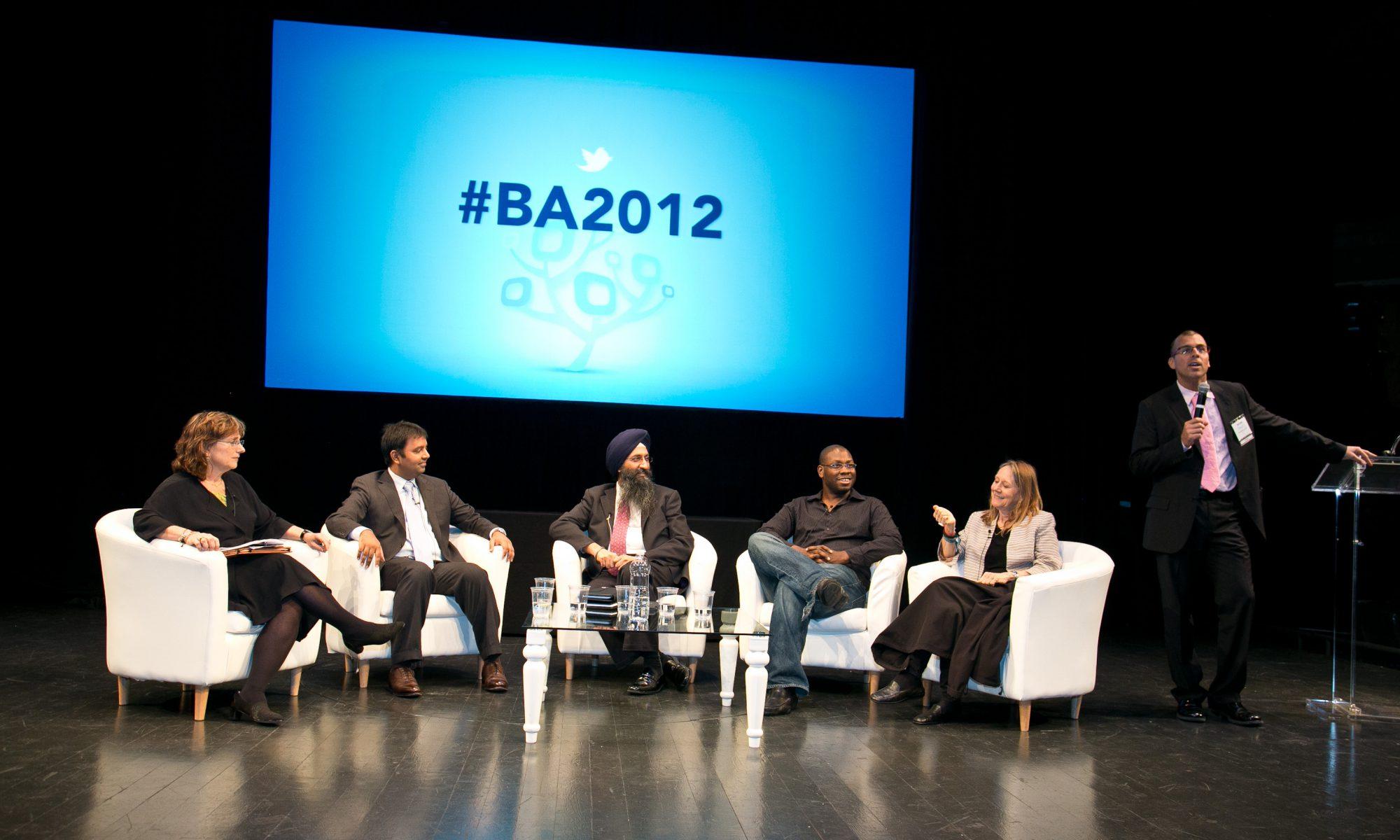 Beyond Access Panel 2012
